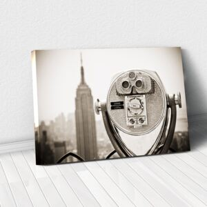 Tablou Canvas - Watch Empire State