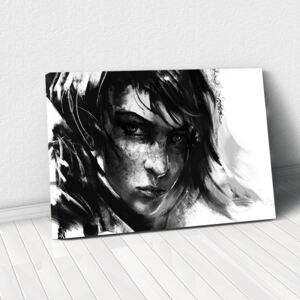 Tablou Canvas - Black mood