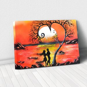 Tablou Canvas - Lovers