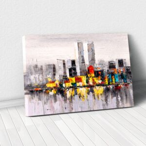 Tablou Canvas - City view of New York