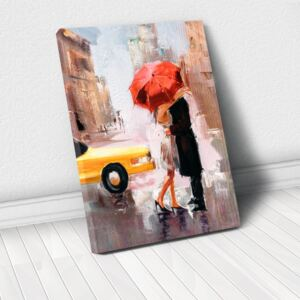 Tablou Canvas - Dating couple