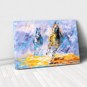 Tablou Canvas -Running Horse