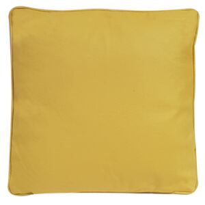 Perna decorativa Home, Yellow 2105-04, L45xl45 cm