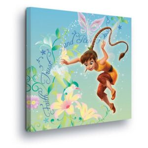 GLIX Tablou - Disney Crazy Fairy 40x40 cm