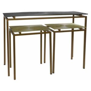 Kate Set 3 console, Metal, Gri