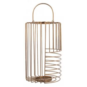 Felinar maro alama din metal 41 cm Dale Brass Large LifeStyle Home Collection