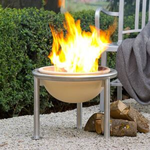 Fire Pit ceramic Fire Friend D49 cm