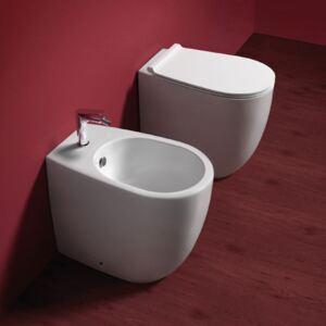 Vas WC Simas - Vignoni Back to wall WC + Bidet H.50 cm