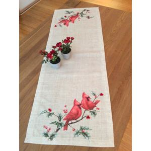 Napron Red Bird 45 x 140 cm