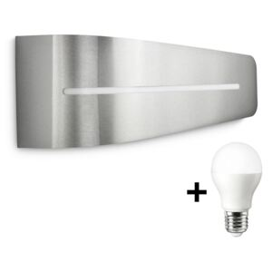 Philips 17201/47/16 - LED Aplică perete exterior BREEZE 1xE27/9,5W/230V