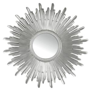 Oglinda decorativa Silver Sun ø108cm | PRIMERA COLLECTION
