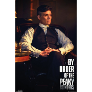 Peaky Blinders - By Order Of The Poster, (61 x 91,5 cm)