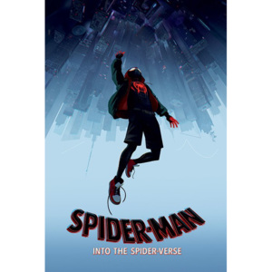 Poster - Spider-man Into the Spider-Verse