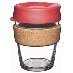 Cană de voiaj cu capac KeepCup Brew Cork Edition Thermal, 340 ml