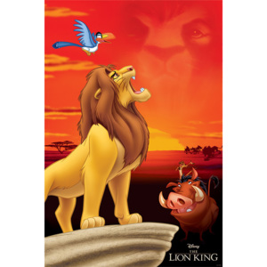 The Lion King - King of Pride Rock Poster, (61 x 91,5 cm)