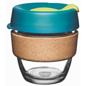 Cană de voiaj cu capac KeepCup Brew Cork Edition Turbine, 227 ml