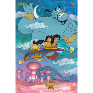 Aladdin - A Whole New World Poster, (61 x 91,5 cm)