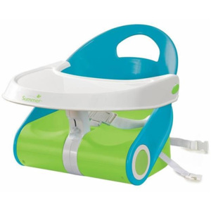 Summer Infant Booster Sit 'n Style, Blue/Green