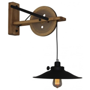 Aplică/Lampă de perete Home Lighting MELKOR Wall, industrial