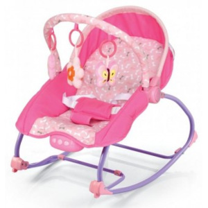 Balansoar Copii Happy Baby Mix - Pink