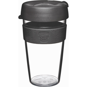 Cană de voiaj cu capac KeepCup Clear Edition Origin, 454 ml