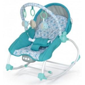 Balansoar Copii Happy Baby Mix - Blue