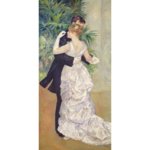 Dance in the City, 1883 Reproducere, Pierre Auguste Renoir