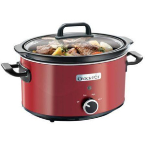 Multicooker Crock-Pot Slow cooker 3.5L 210W Rosu