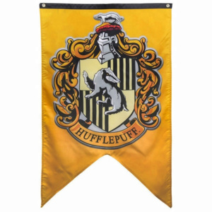Steag Harry Potter Casa Hufflepuff | 125/75cm
