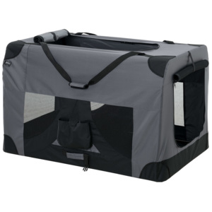 [pro.tec]® Geanta transport patruped - box XXL gri