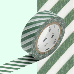 Bandă decorativă Washi MT Masking Tape Monique, rolă 10 m