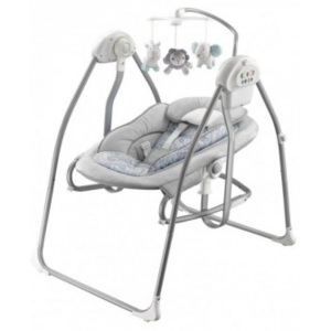 Leagan balansoar Copii 2 in 1 Baby Mix - Grey