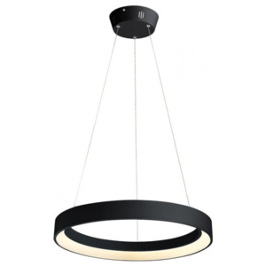 Suspensie Redo LOOP LED 600mm - negru mat