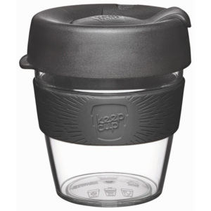 Cană de voiaj cu capac KeepCup Clear Edition Origin, 227 ml