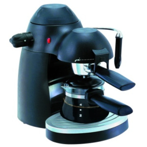 Espressor manual Hausberg,3.5 Bar,4 cesti 650 W