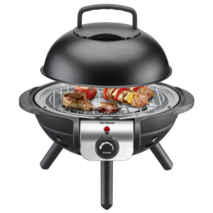 Gratar electric Trisa BBQ Junior 1000W negru