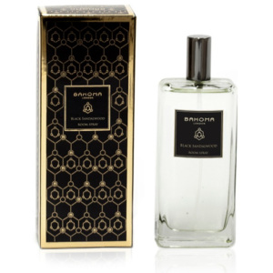 Spray de interior cu aromă de lemn de santal negru Bahoma London Art, 100 ml