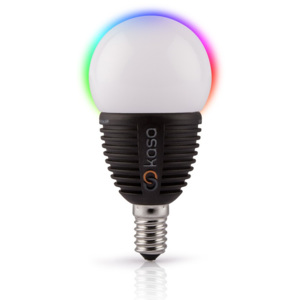 Bec LED inteligent cu bluetooth control Veho Kasa, E14