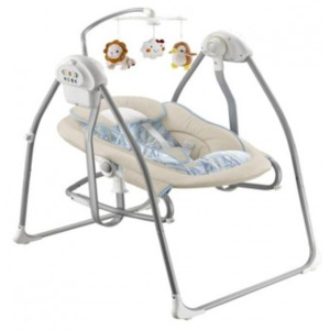 Leagan balansoar Copii 2 in 1 Baby Mix - Beige
